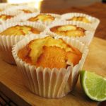 Baking: Lime Muffins