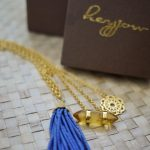 Giveaway: L'Indochine Loves Hey Jow Layered Necklace