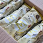 Giveaway: Magnum White Almond