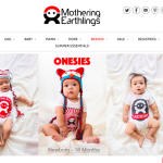 Mothering Earthlings x Anthill Fabrics