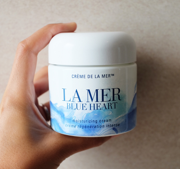 Beauty Review: Crème de la Mer Blue Heart Oceans Fund
