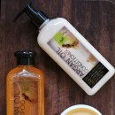 Be Organic Argan Oil Shampoo & Conditioner