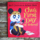 Giveaway: Neil Gaiman's Chu's First Day of School