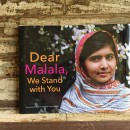 Giveaway: Dear Malala, We Stand with You